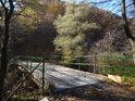 Malý silniční most přes Svitavu.